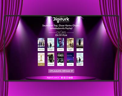 Digiturk Micropage Design