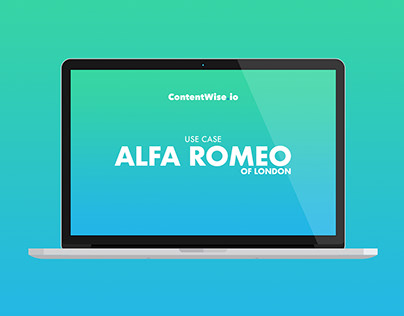 Use Case Design - Alfa Romeo of London