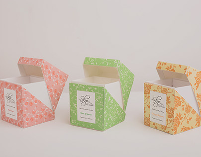 Isle of Skye Candle - Packaging Redesign