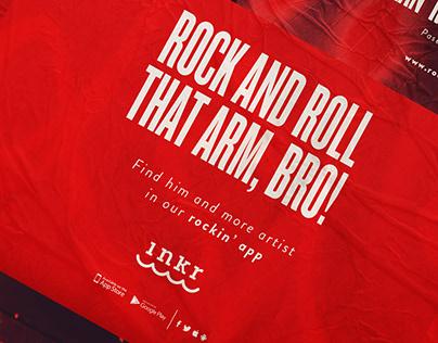 Branding for: INKR