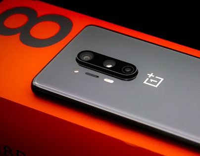 OnePlus 8 Pro - Product Photography