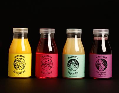 Microbiia Live-culture drink