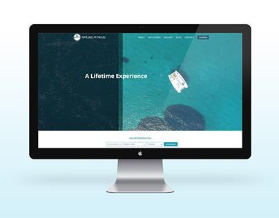 Sailing Athens Website