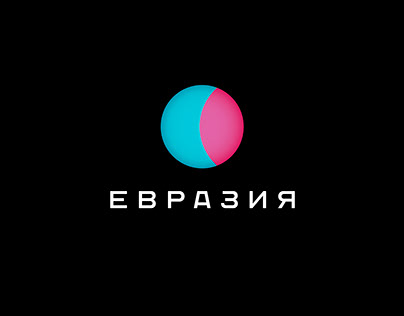 Eurazia Restaurant Logo & Brand Identity