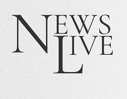 News Site - concept