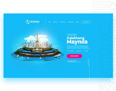 Philippines Local Tourism Campaign | Website+Marketing