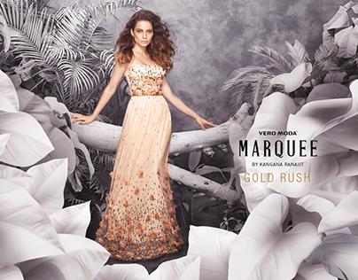 Vero Moda - Marquee - A/W 2015 - Gold Rush