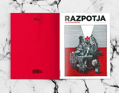Magazine Razpotja / Identity politics / illustrations