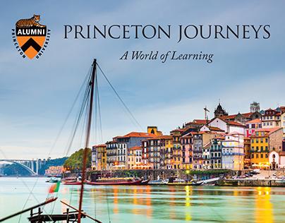 Princeton Journeys Ads