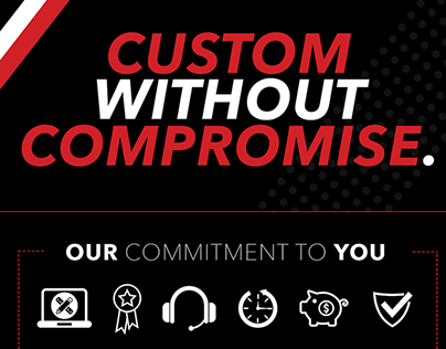 Email Blast - Custom Without Compromise