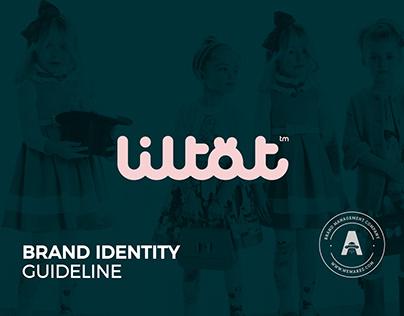 Liltot Brand Identity Guideline