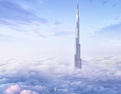 828m Dubai Sky City