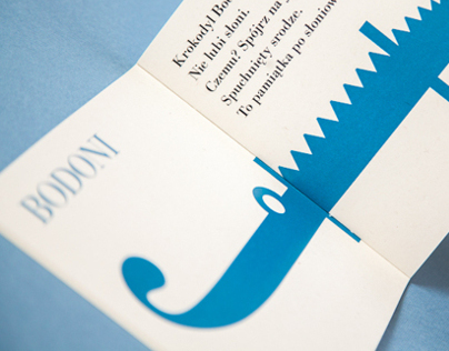 Typographical fairy tales