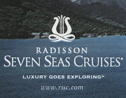 Seven Seas Cruise Line Campaign