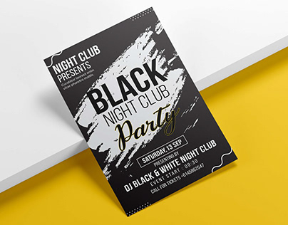 Event Party Flyer Design