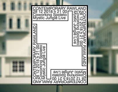 Contemporary Rawland w/ Mystic Jungle Live