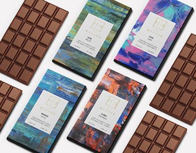 Packaging Chocolates La Fête