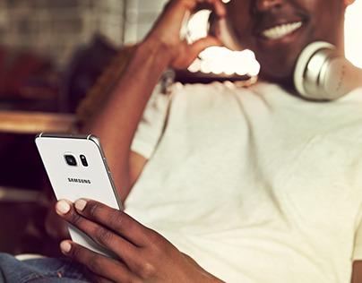 SAMSUNG MOBILE FRANCE - Shooting social média