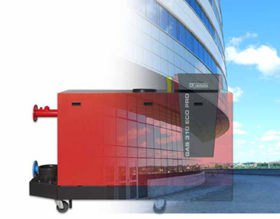 Remeha Commercial Boiler - Integrated Campaign