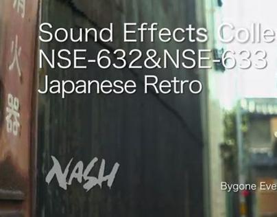 Japanese Retro Sound Effects