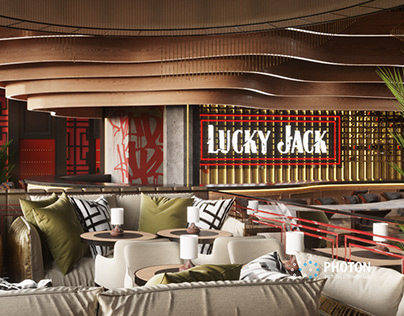 "Restaurant & Night Club ""Lucky Jack"""