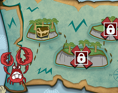 Crabby Clinton's Big Day Out (GGJ 48 HRS)- UI/UX Artist