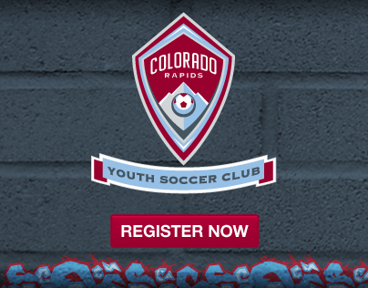 Colorado Rapids Youth Soccer Club Digital Advertising