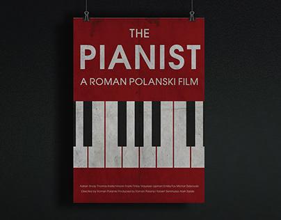 PIANIST FILM POSTER