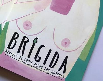 Participación Revista Brígida Nº3