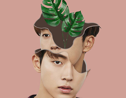 Nam Joo-hyuk - Photo Collage