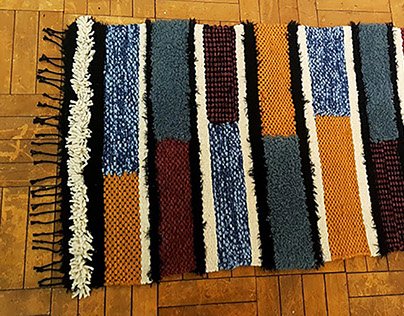 Final Woven Rug