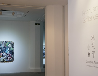 Exhibition Su Dong Ping (Pearl Lam Gallery)
