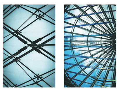PHOTOGRAPHIC DIPTYCH