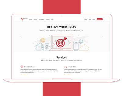 Vadion Website