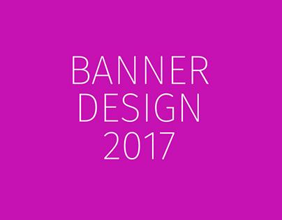 Banner Design 2017