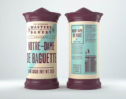 Masters of Bakery | Spices Gift Set