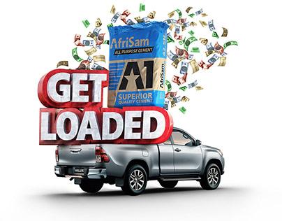 AfriSam: Get Loaded Lockup