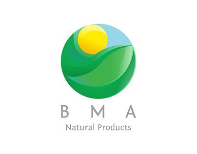 Logotipo - BMA Natural Products