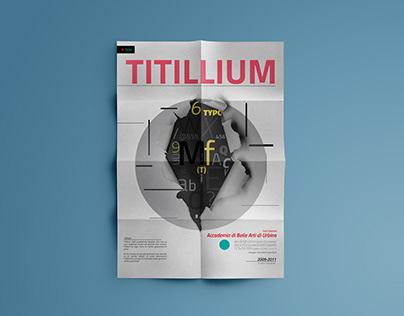 TITILLIUM BROCHURE
