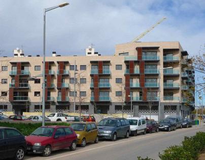 Edificio de viviendas plurifamiliar St. Jordi