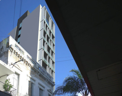 Proyecto para un edificio de viviendas
