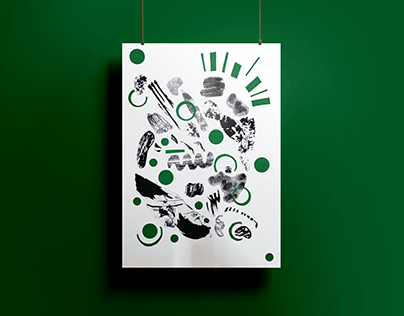 Visual Composition Poster