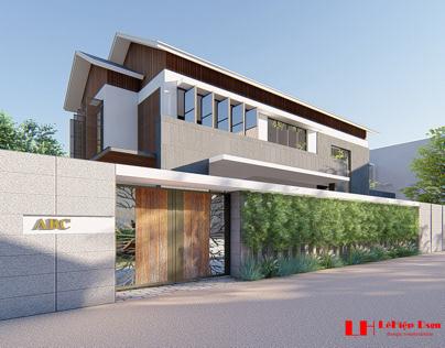 A.H house