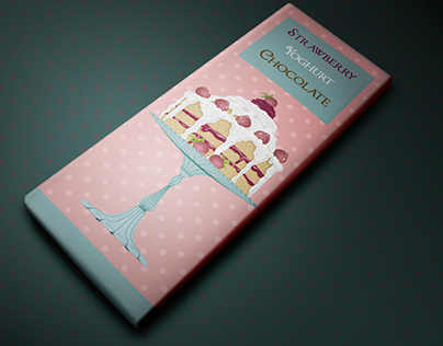 Cooking Chocolate Packaging