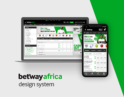 betway africa design system