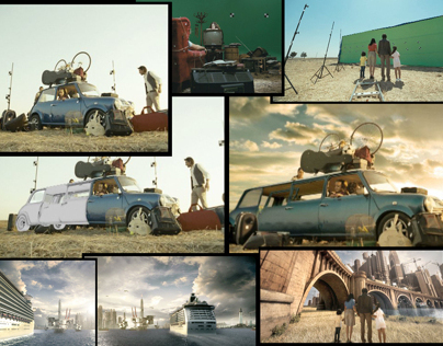 HDBank - VFX Breakdown