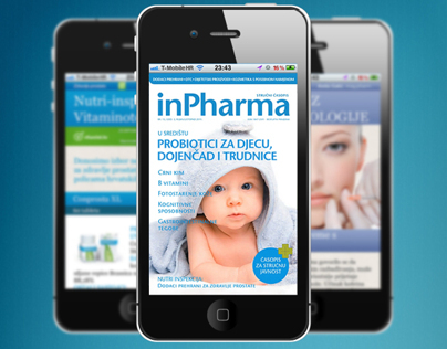 inPharma iPhone App
