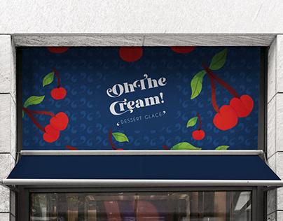 Oh The Cream !