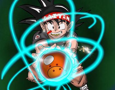 Urban x Goku