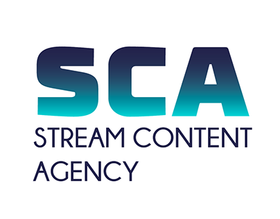 stream content agency logo